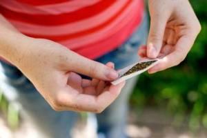 Marijuana teens