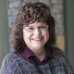 Dr. Elaine Vaughan