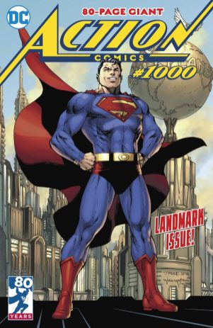 Main cover, by Jim Lee, Scott Williams and Alex Sinclair