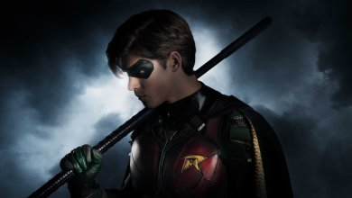 Robin from DC's Titans