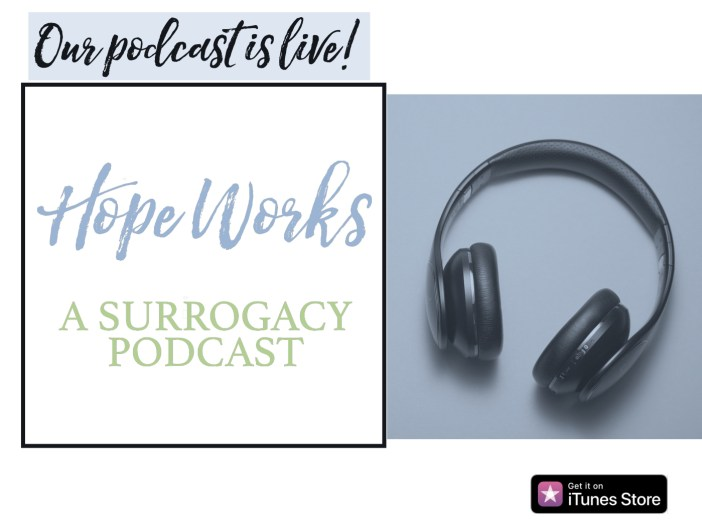 Hope Works: A Surrogacy Podcast