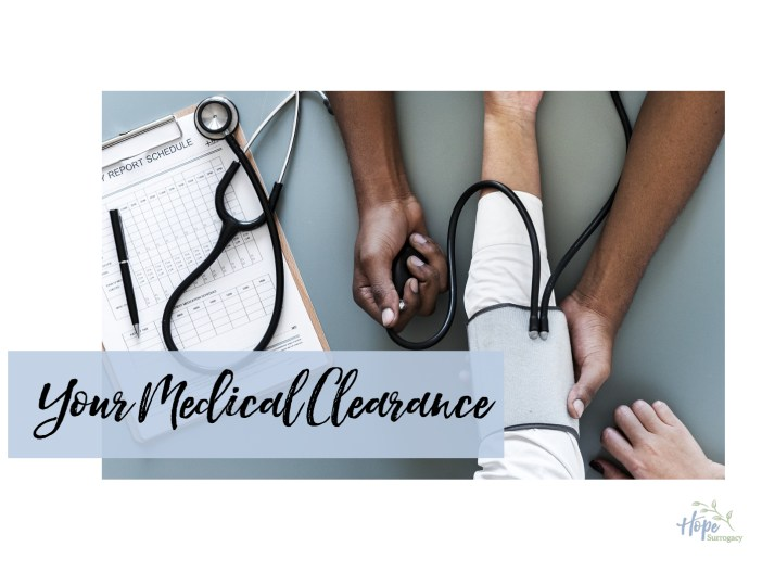 Medical Clearance