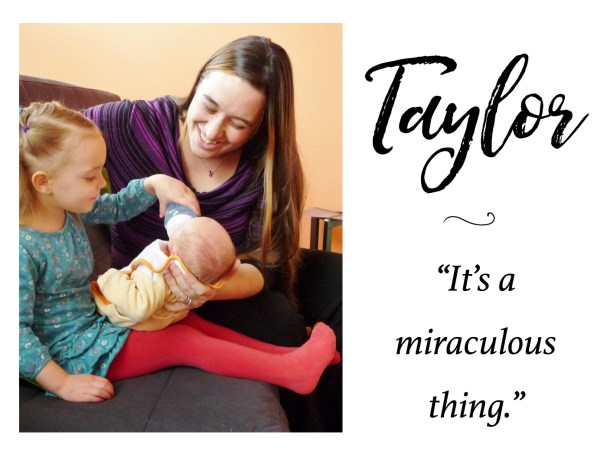 Taylor - Incredible Mom and Surrogate now doing a sibling project
