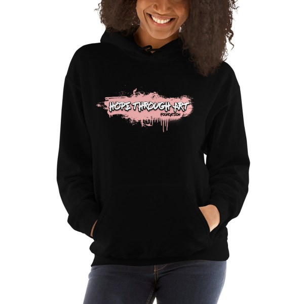 unisex heavy blend hoodie black front 602ae4f8a10d3