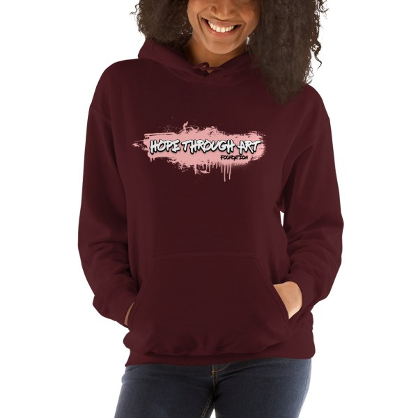 unisex heavy blend hoodie maroon front 602ae4f8a193d