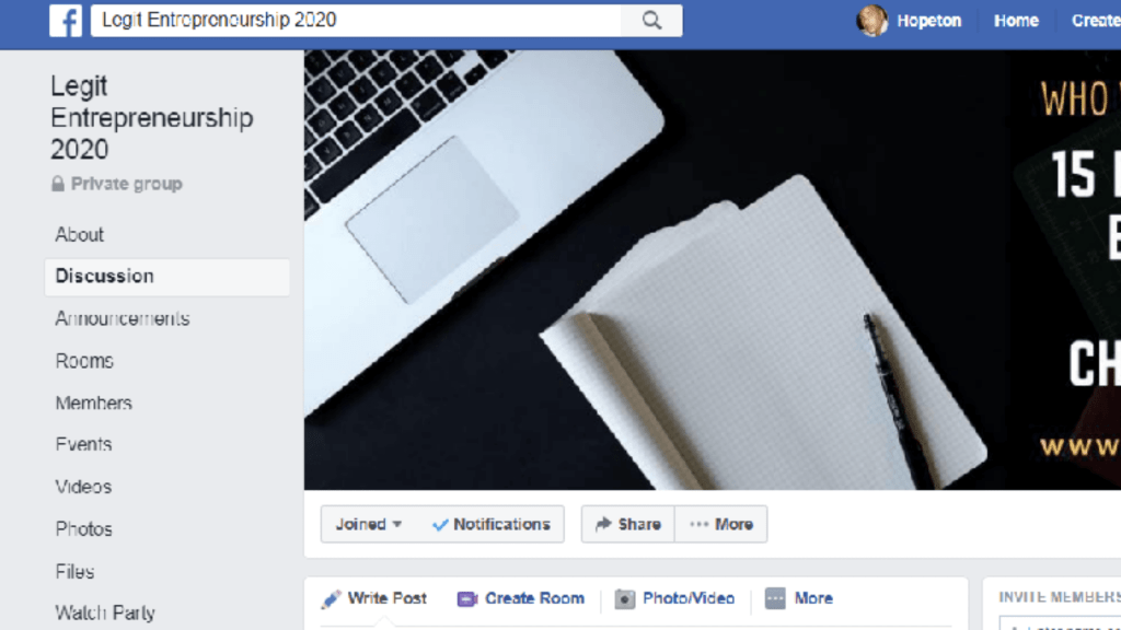Make Money With Clickbank with Facebook Groups