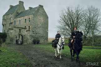 Starz - Outlander Leaving Lallybroch