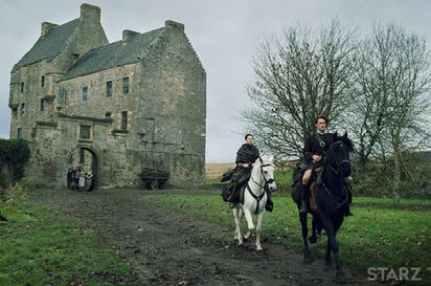Outlander by Starz