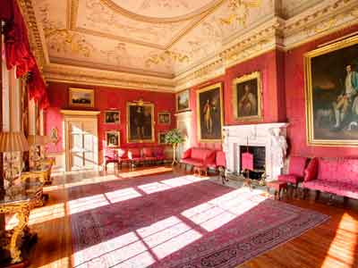 Hopetoun Red Drawing Room