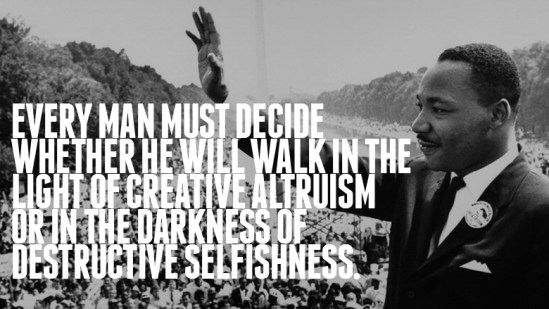 My Activism – MLK Day
