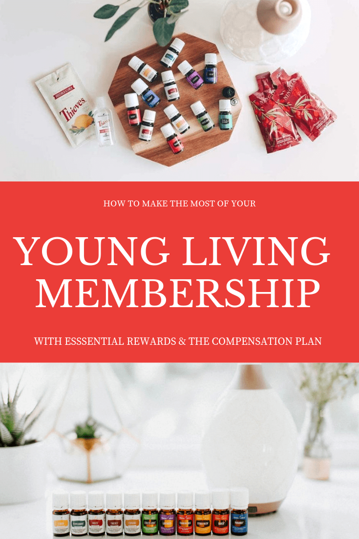 use your membership to earn with young living