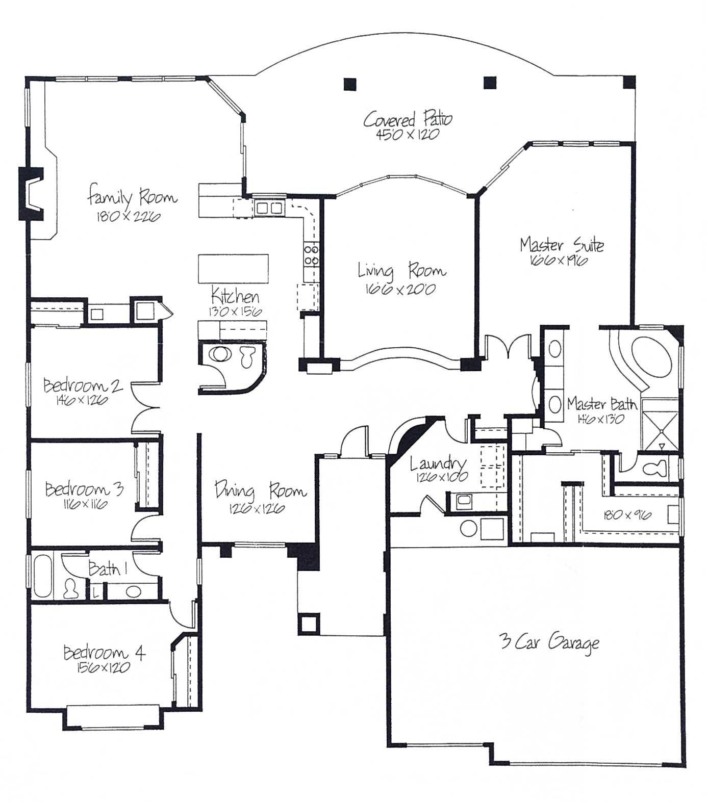 Fun Family Room Designs
