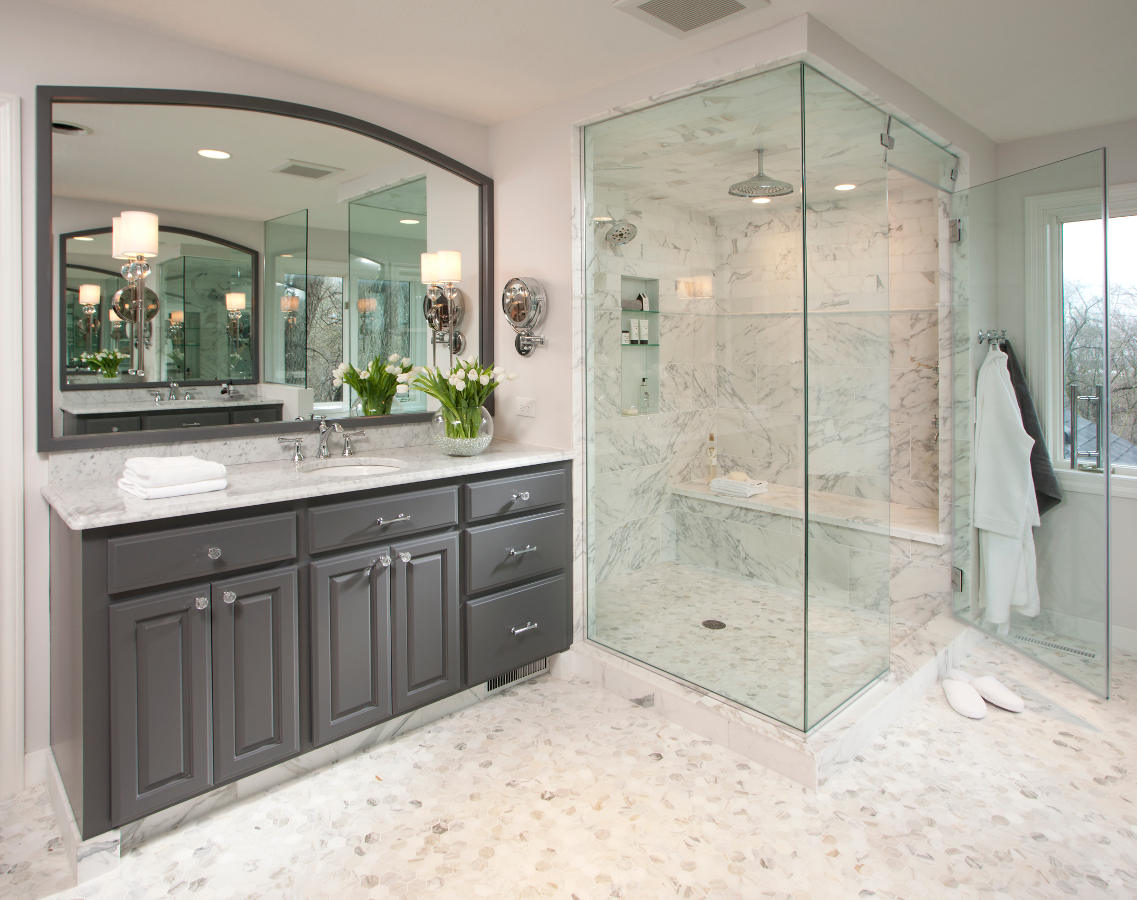 Custom Glass And Mirror Company In Mn Glass Shower Doors