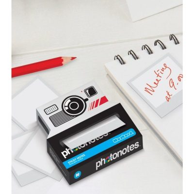 distributeur post-it polaroid