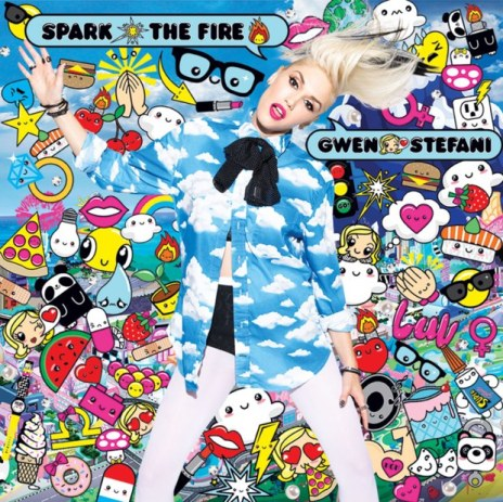 gwenstefani-spark-the-fire-cover