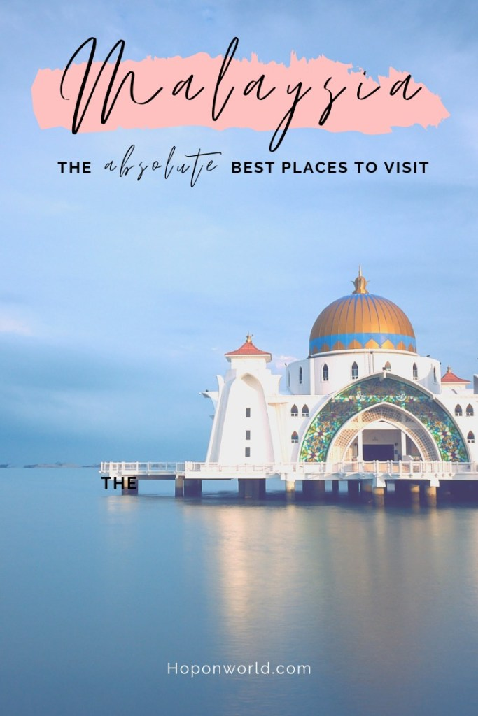 Malaysia // Discover the very best places to visit in Malaysia in this comprehensive guide. We highlight the best Malaysia points of interest plus pro tips on where to go in Malaysia and what not to miss on your trip. #malaysia #travel #exploringmalaysia #SoutheastAsia #travelplanning #travelguide #traveltips #visitmalaysia #malaysiadestinations