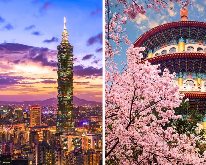 Taiwan Itinerary // Wondering how to spend two weeks in Taiwan? This Taiwan 14 day itinerary sets out all the top places to visit in Taiwan, plus tons of handy tips and tricks to help you make your first visit to Taiwan a success. #taiwan #travel #itinerary #traveltips #travelplanning