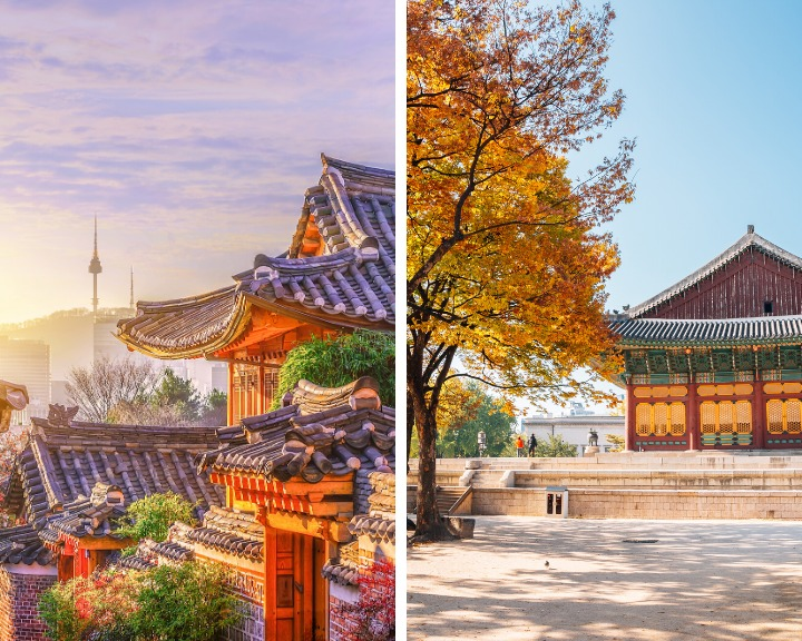 Planning to visit Seoul soon? Follow our step-by-step seasonal guide to help you figure out when to visit Seoul. #seoul #southkorea #autumninseoul