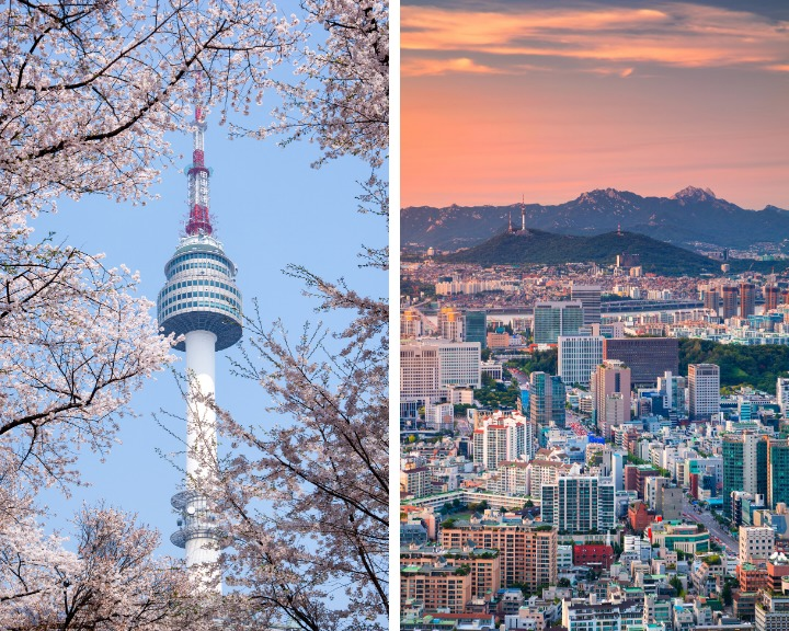 Planning to visit Seoul soon? Follow our step-by-step seasonal guide to help you figure out when to visit Seoul. #seoul #southkorea #springinseoul