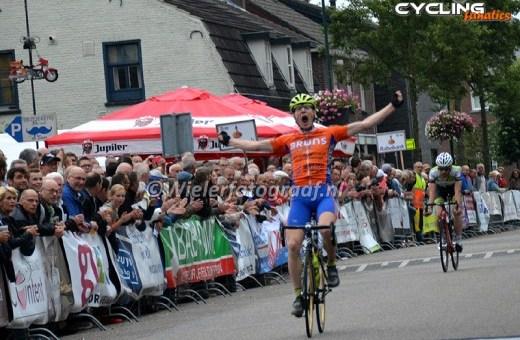 Benjamin Sydlik sterke winnaar in Bergeijk