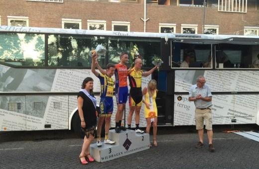 Opnieuw schitterende overwinning voor Robin Wennekes in Prinsenbeek