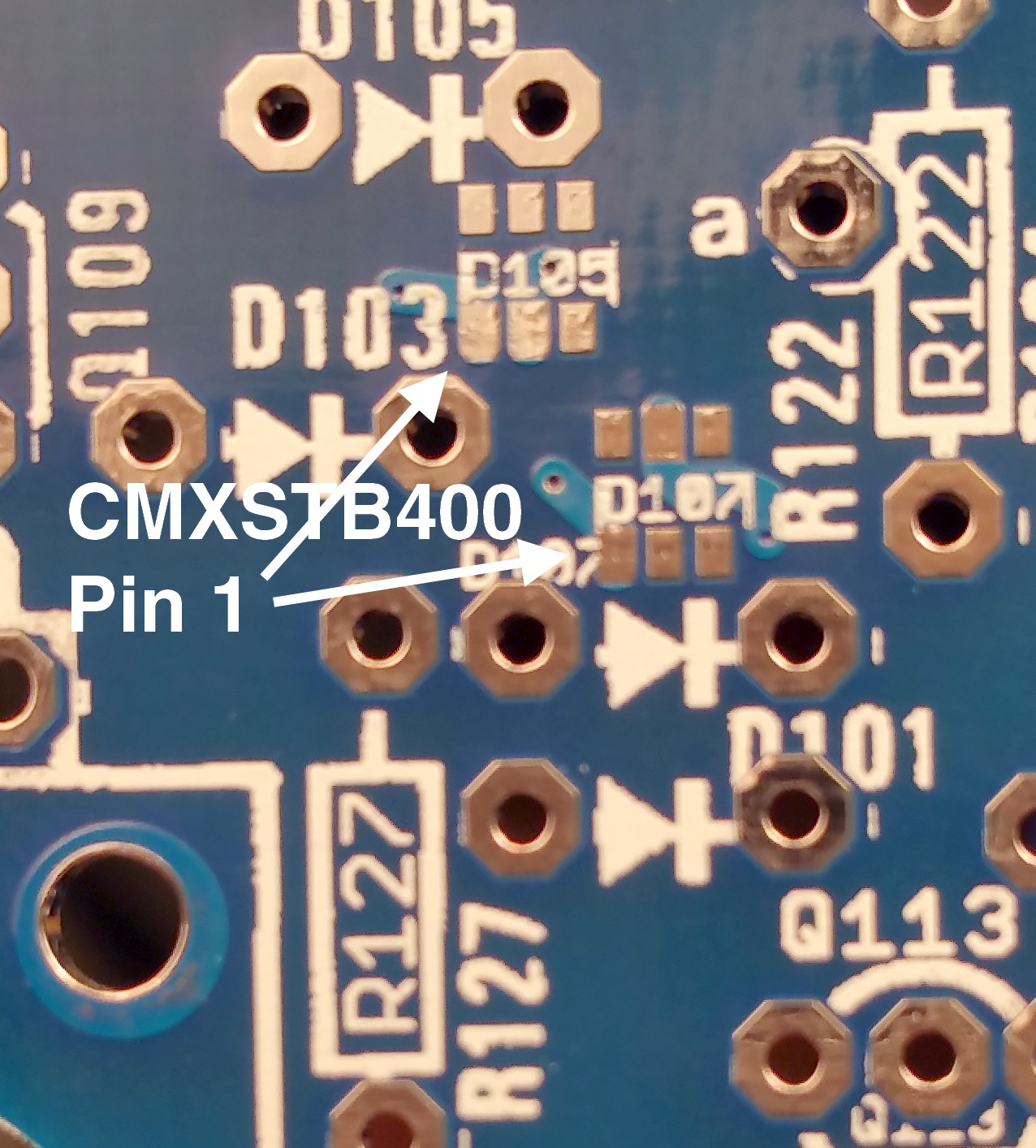GFA-565 and GFA-585 Circuit Board replacement notes