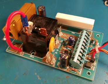 Refurbished GFA-585 Soft-Start / Bias Time delay board