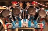 Hoppe's Brain Adcom GFA-535 MK1 Power Supply Board Installed