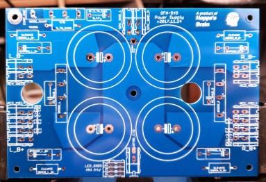 GFA-545 MK1 & MK2 power supply board