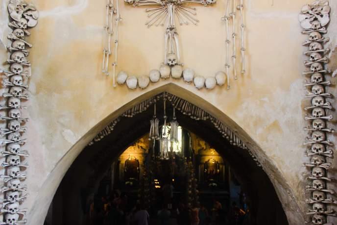 Sedlec Bone Church, Czech Republic