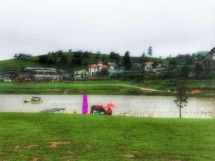 Gregory Lake, Nuwara Eliya