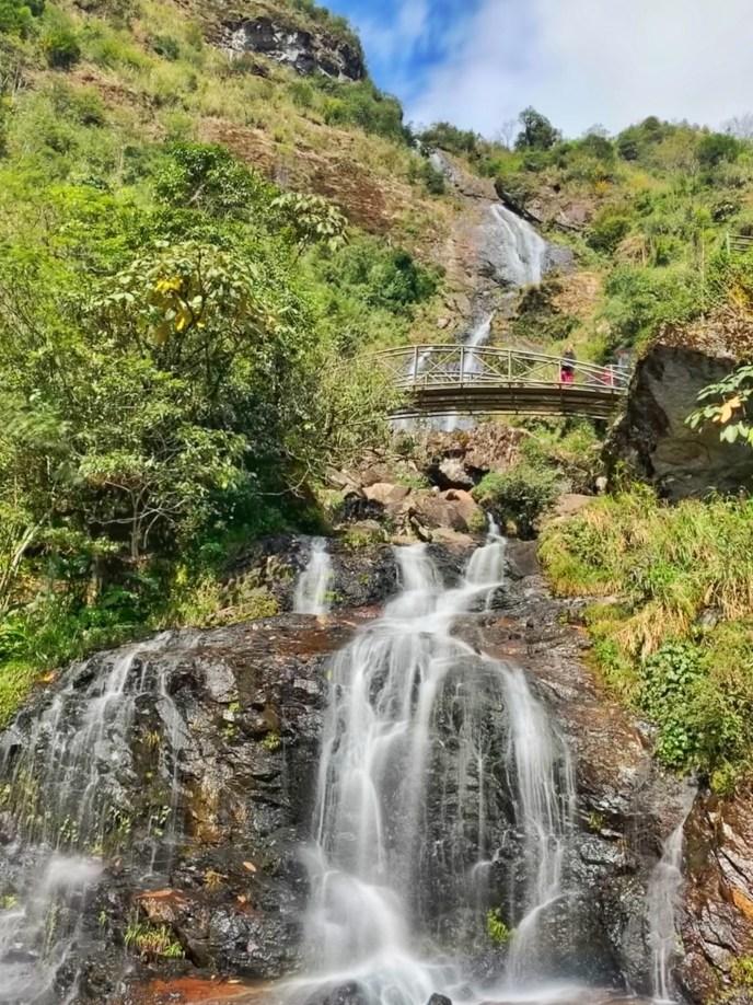 Silver Waterfall Sa Pa