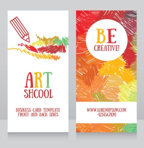 Make your daycare flyer stand out with beautiful art and graphic design.