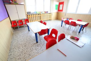 Daycare setups involves many things including buying your necessary classroom desks and chairs.
