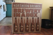Here it is! The moment you've all been waiting for I'm sure. The Northern Brewery Deluxe Starter Kit is here and I cannot be more excited to brew!