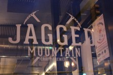 Jagged Mountain Brewery in Downtown Denver