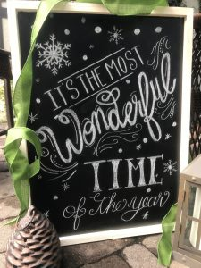 Chalkboard Art Workshop