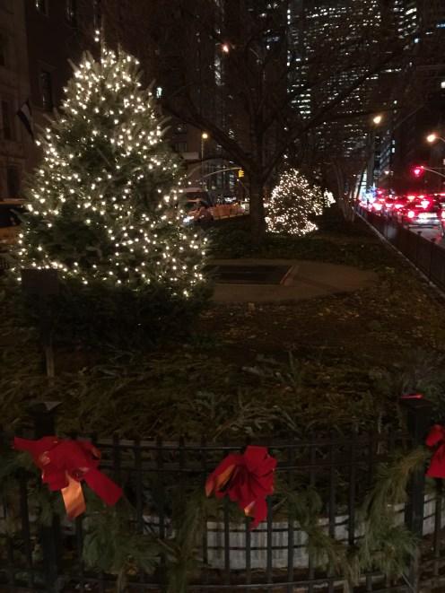 Park Avenue for Christmas