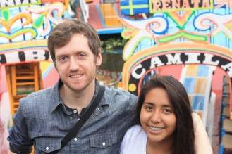 Kyle and Yoalli