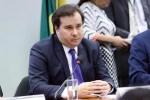 Para Rodrigo Maia, Brasil não pode abrir mão de recursos do G7 de auxílio à Amazônia