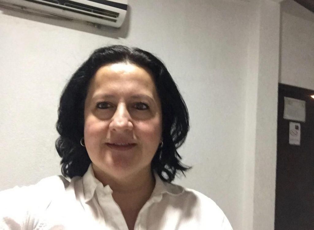 Jessica López Macías, responsable de Nivelación y Admisión de la Universidad Católica.