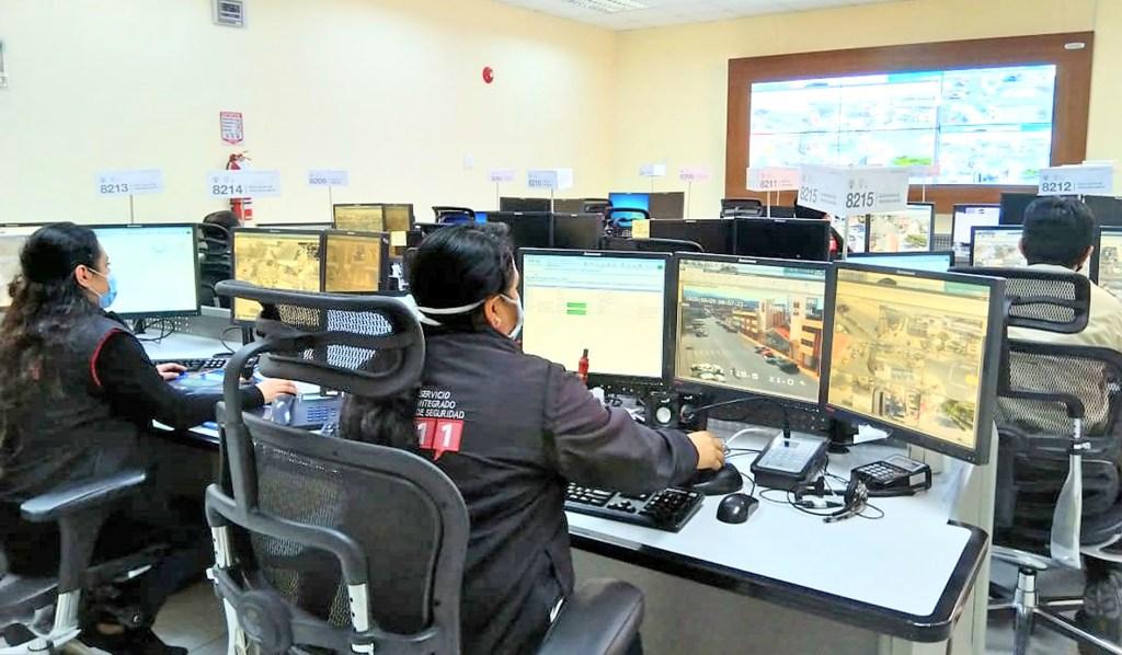 A través de 122 cámaras operativas se monitorearán las vías interprovinciales e intercantonales.