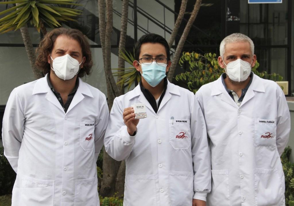 La UDLA espera producir mil kits, que harán posibles 100.000 reacciones de PCR.