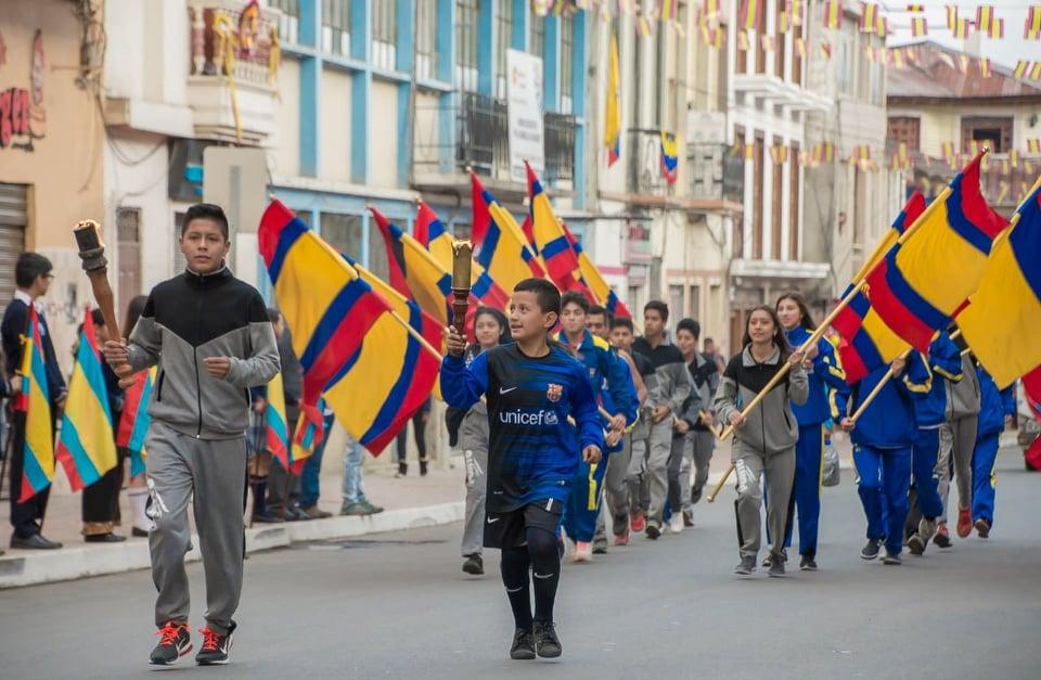 Este evento tradicional tendrá solo una concentración en el barrio Manuel Agustín Aguirre.