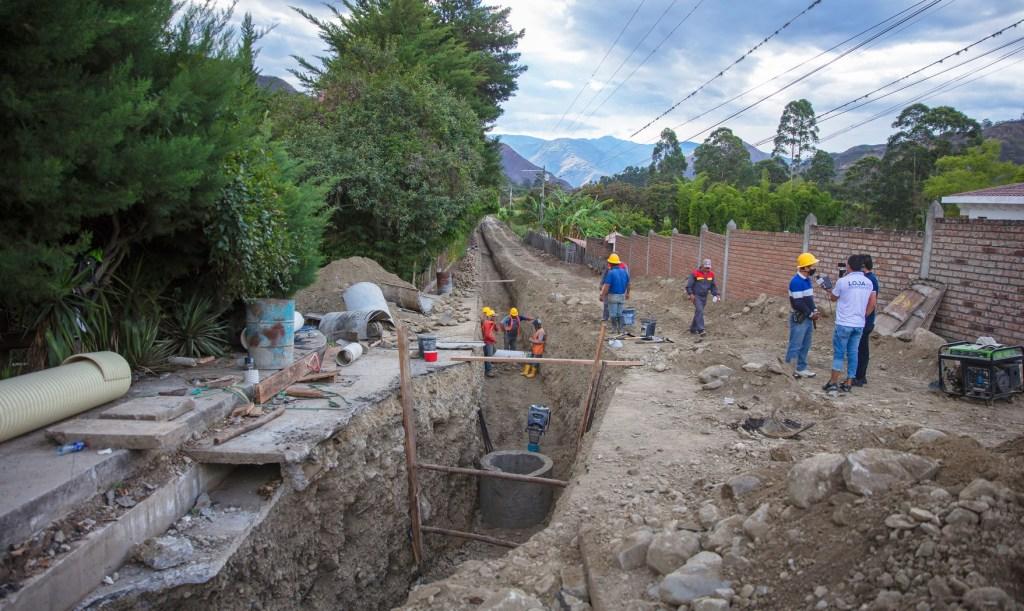 Los trabajos iniciaron el 15 de septiembre.