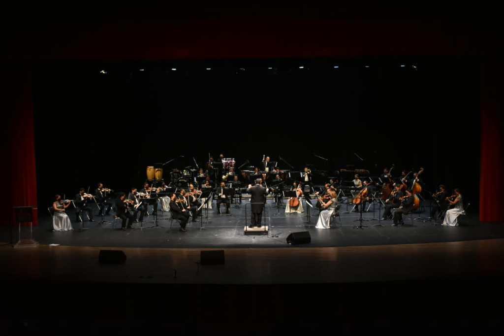 El evento se cumplió en el Teatro Nacional Benjamín Carrión.