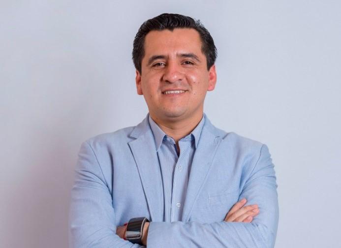 Bruno Valarezo Correa, CEO de Kradac.