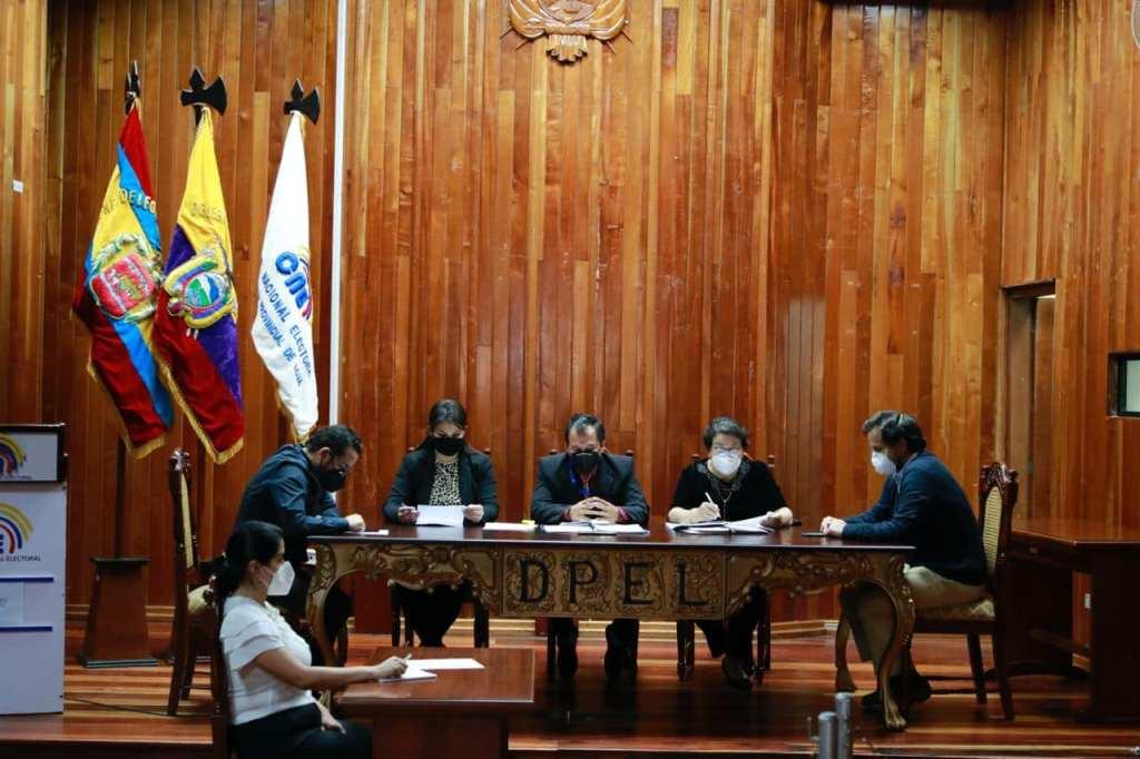 La JPE espera la resolución de Justicia Social para dar paso a la participación.
