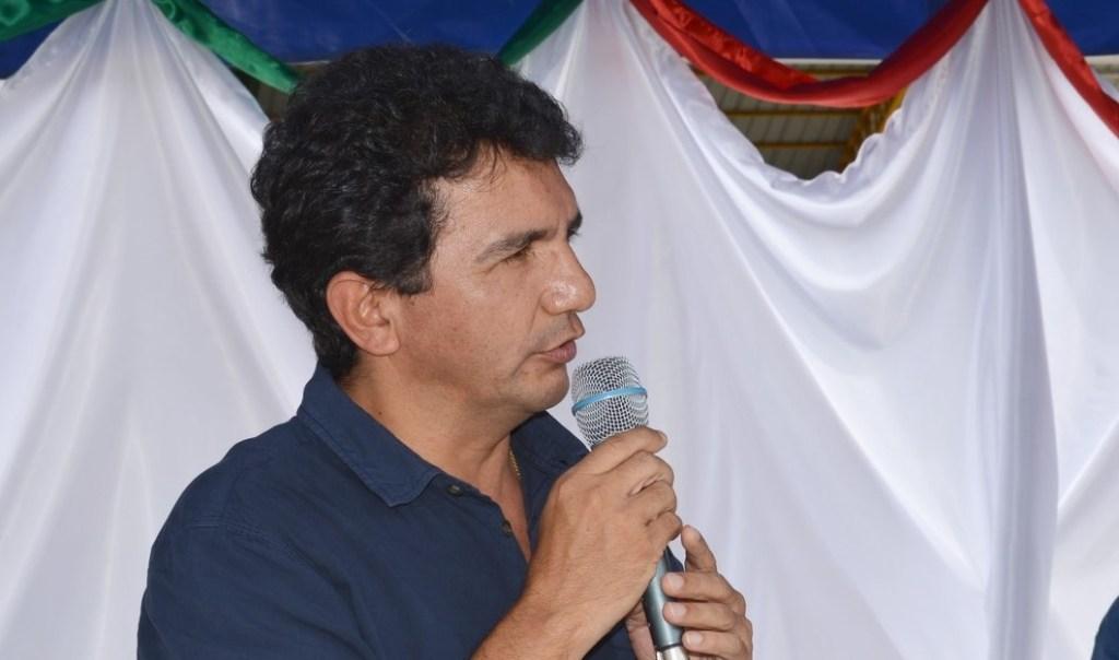 Cléver Jiménez Cabrera, prefecto de Zamora Chinchipe.