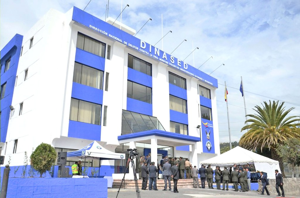 La Dinased de Quito investiga el hecho delictivo.